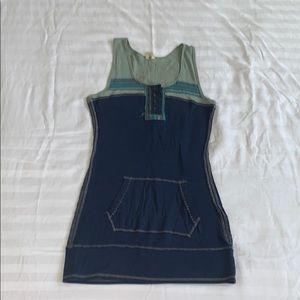 Free People tunic top, size large